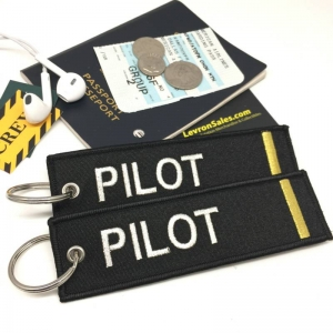 0915803afd3 Levron Sales Aviation Online store remove before flight keychain ...