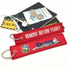 Blue Angels USAF Remove Before Flight tag