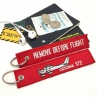 Cessna C172 Remove Before Flight tag