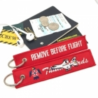 U.S.A.F. Thunderbirds Remove Before Flight tag