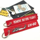 Sikorsky UH-60 Black Hawk Remove Before Flight tag