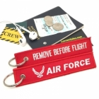 USAF US Airforce Remove Before Flight tag