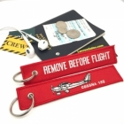 Cessna 152 Remove Before Flight tag