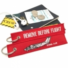 King Air Beechcraft Remove Before Flight tag