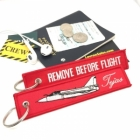HAL Tejas multi-role light fighter Remove Before Flight tag