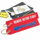 Diamond Aircraft DA20 DA40 Remove Before Flight tag