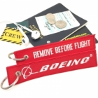Boeing Remove Before Flight tag