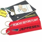 Jeppesen Remove Before Flight tag