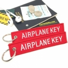 Airplane Key tag