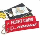 Boeing Flight Crew tag