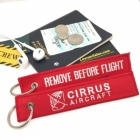 Cirrus Aircraft Remove Before Flight tag