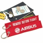 Airbus Remove Before Flight tag