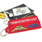 Aircraft Owners and Pilots Association AOPA Remove Before Flight tag